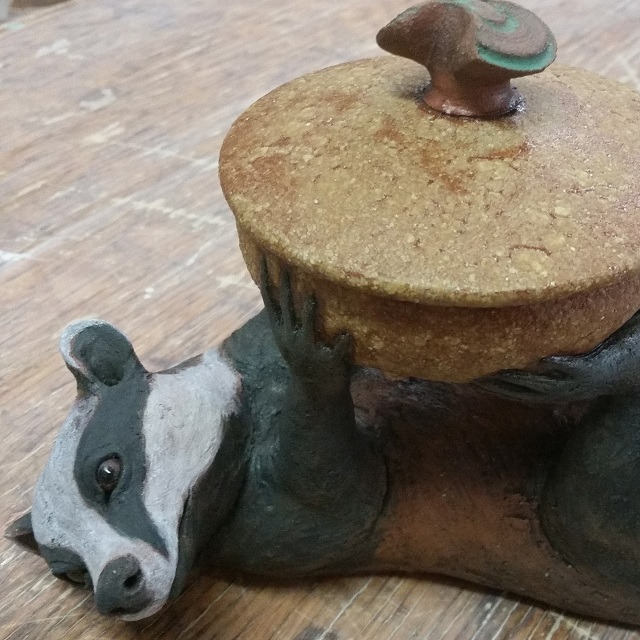 badger pot