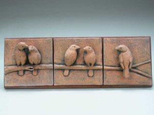 Bird Triptych