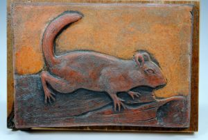 Chipmunk Tile