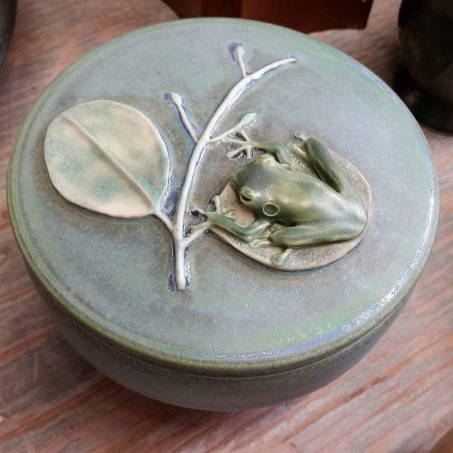 Coqui Pot