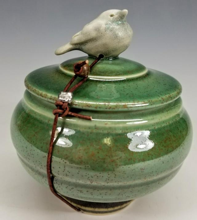 Bird Wish Pot